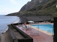 piscina de el Parador