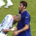 Testata di Zidane