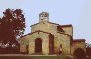 San Julián de los Prados, o Santullano