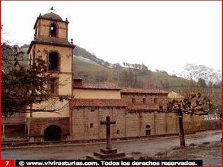 San Pedro de Teverga