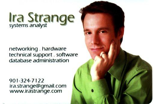 Ira Strange