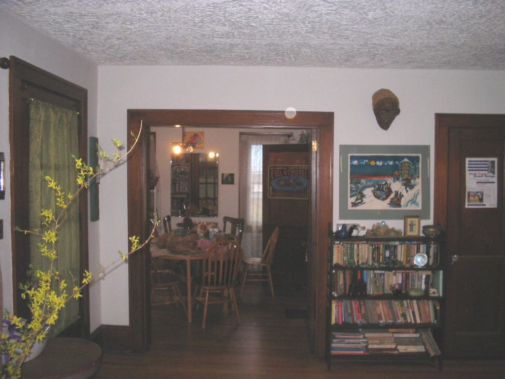 The Orb Is A Very Bright One, Right There To The Right Of The Doorway Into  The Dining Room, Half On The Wood U0026 Half On The Wall. Part 86