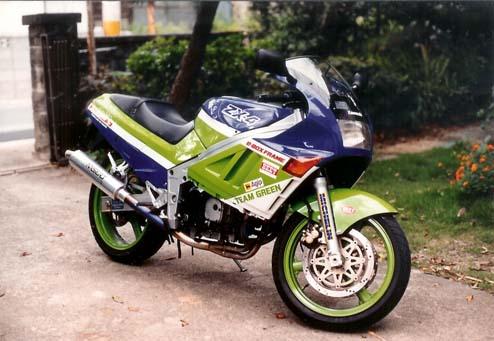 Kawasaki ZX4 (Jap)
