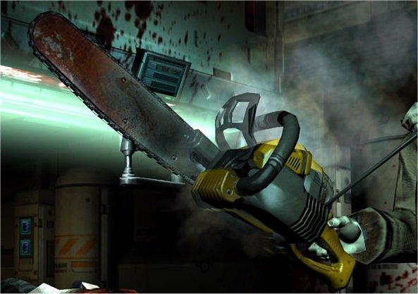 Una partida de Doom no es lo mismo si no hay una buena sierra mecánica de por medio.