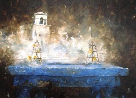 V bienal internacional de acuarelas de vi a del mar chile 2006 - David villalba ...