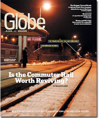 Things that suck terrible boston globe magazine headline how did the globe come up with the headline is the commuter rail worth reviving for todays magazine cover story about the state of the commuter rail freerunsca Gallery