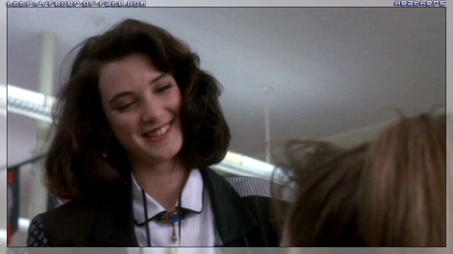 a brief review of heathers 1980s film veronica sawyer