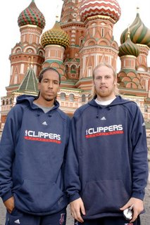 Clipper Comrades