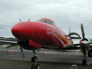 Lifeflight Metroliner SA227