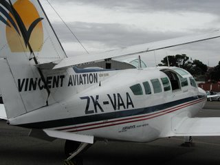 Vincent Aviation Reims/Cessna F406