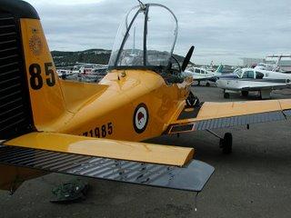 RNZAF CT4/E trainer