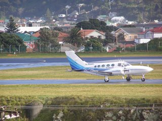 Air Manawatu Air Ambulance Cessna 421C