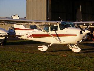 Cessna C172M ZK-DXM