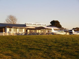 Auckland Aero Club, based at Ardmore