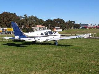 PA28-200R Arrow II ZK-EBE