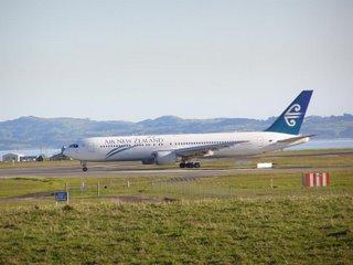 Air new Zealand B767