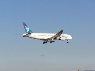 Air New Zealand B777-200