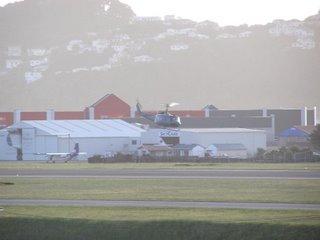 RNZAF Huey Departure