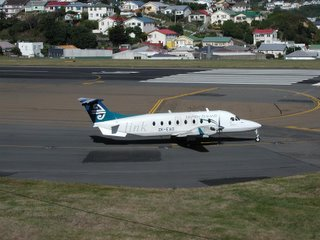 Eagle Airways Beech 1900d