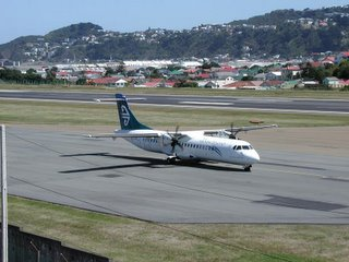 Mt Cook Airlines ATR72