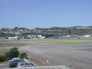 WN Terminal from the aero club lounge