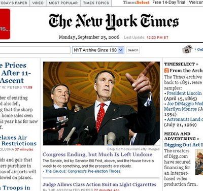 nytimes screen grab