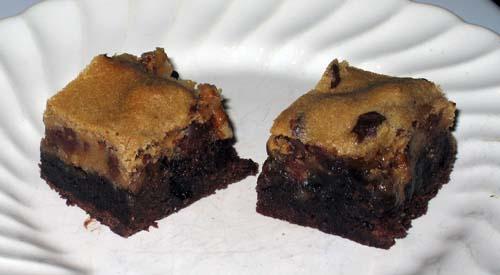 Praline Brookies! - Cookie Madness
