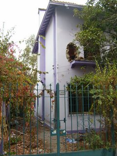 Casa abandonada en Av. Lyon
