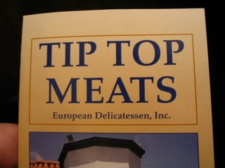 Tip Top Meats