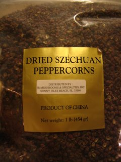 1lb. Szechuan Peppercorns