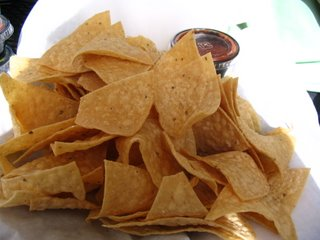 Tortilla Chips from Rudy's