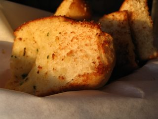 Leucadia Pizza's garlic bread