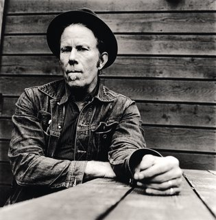 Tom Waits por Anton Corbijn