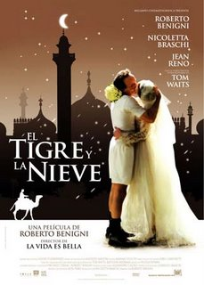 el tigre y la nieve. 2005