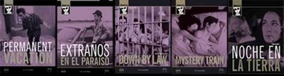 Colección Jim Jarmusch en la Filmoteca Fnac