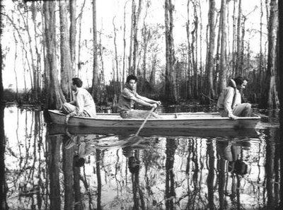 John Lurie, Tom Waits y Roberto Benigni de pesca