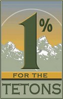 One Percent for the Tetons - Support the Tetons