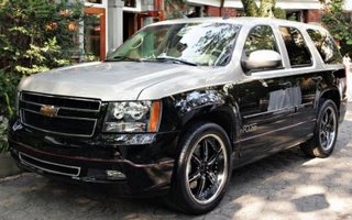 GM Pimped out Tahoe for the 2006 MTV music awards