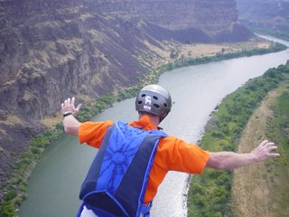 Nope, this is not Park City. Baxter Gillespie over the Snake River in Idaho