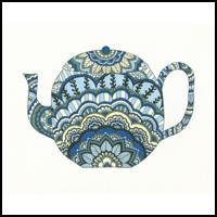 Teapot Print
