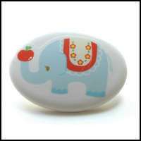 Elephant and Apple