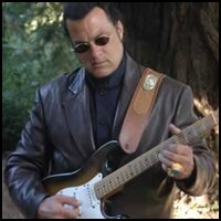 Blind Steven Seagal