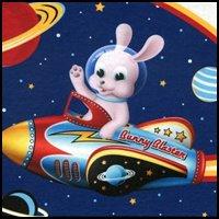 Space Bunny's Fantastic Voyage