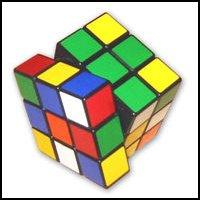 Robot's Cube