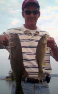 September 2006 for Broken bow lake fishing report