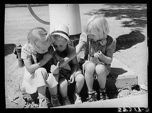 Παιδιά Μορμόνων με ζαχαρωτά