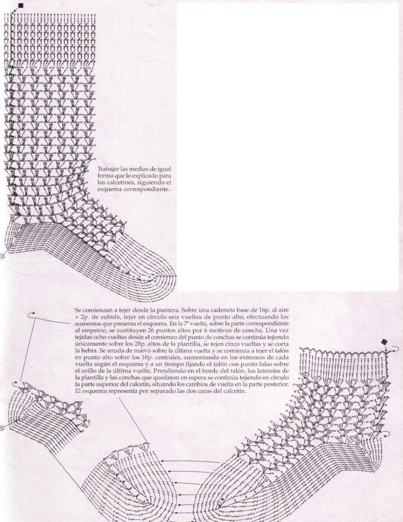 Asombroso Zapatillas Patrones De Ganchillo Para Principiantes ...