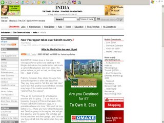 TOI article Screenshot 1
