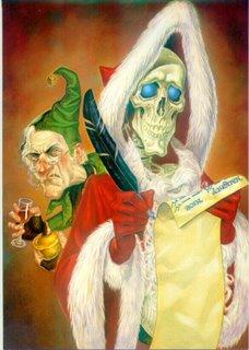Morte Papai Noel