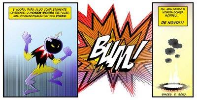 Tira do Homem-Grilo 47 - O Retorno do Homem-Bomba